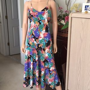 NWOT...Natoria colorful gown